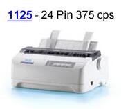 Tallydascom 1125 printer