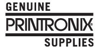 Genuine Printronix Supplies